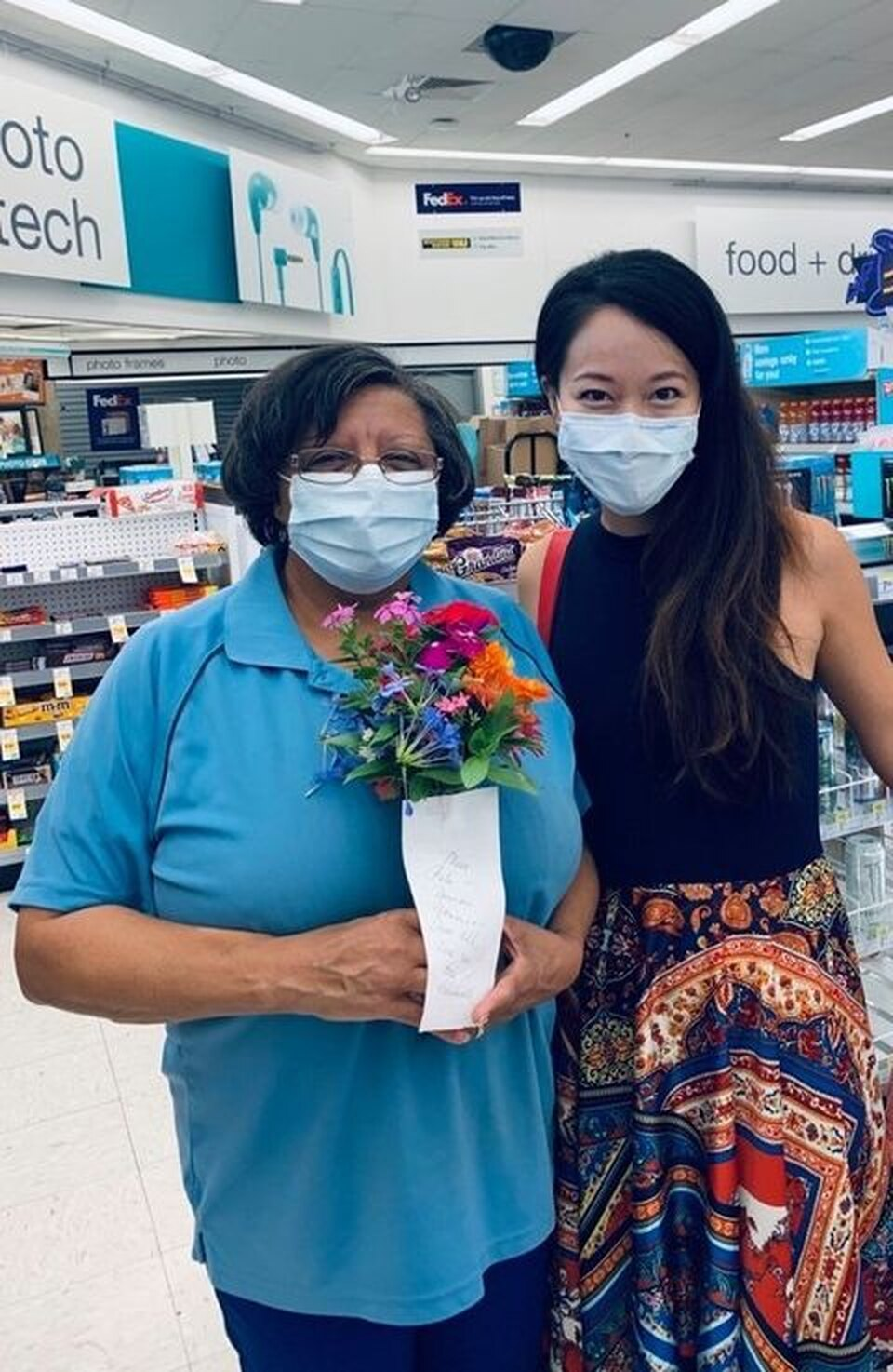 Рина Лиу и Рита