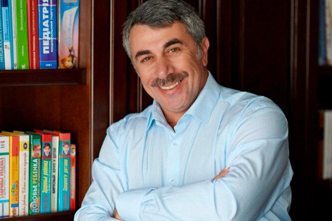Доктор Комаровский: Как лечить ОРВИ уребенка?