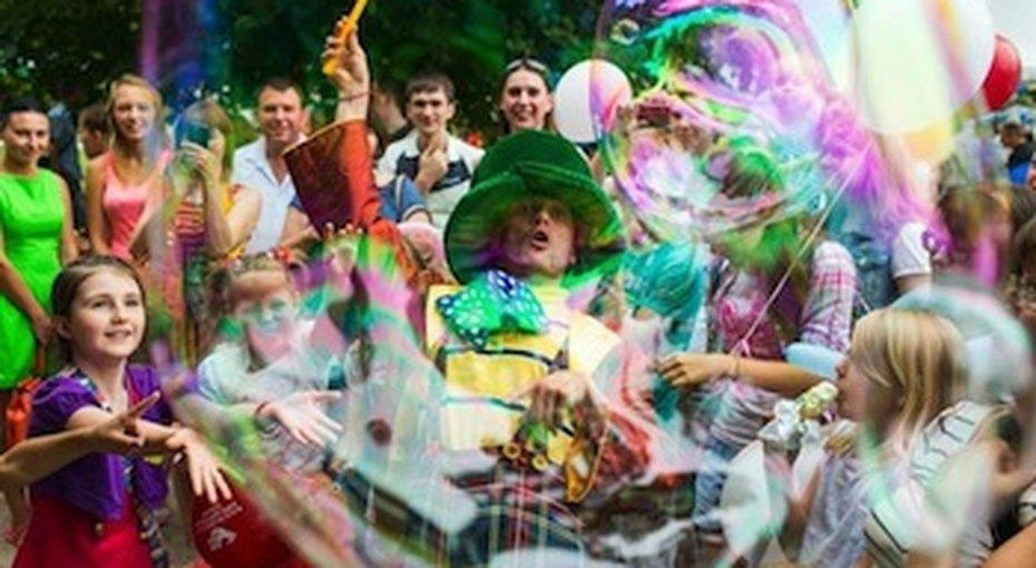 Фестиваль «Яркие люди» наДне города Москвы
