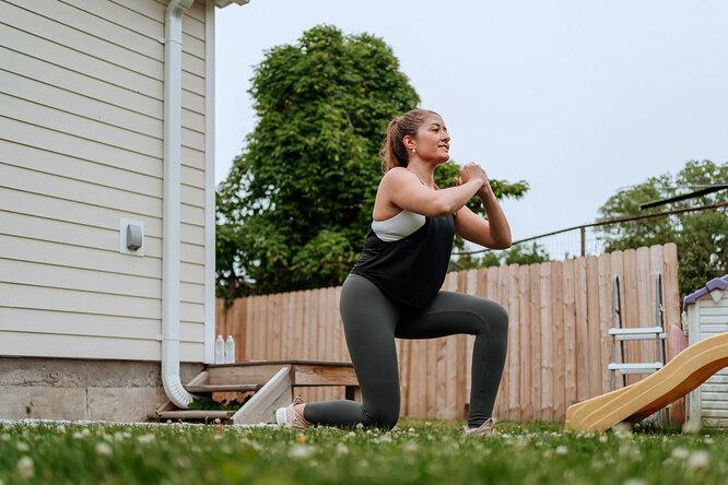 Зарядка нагрядке: упражнения, снимающие напряжение