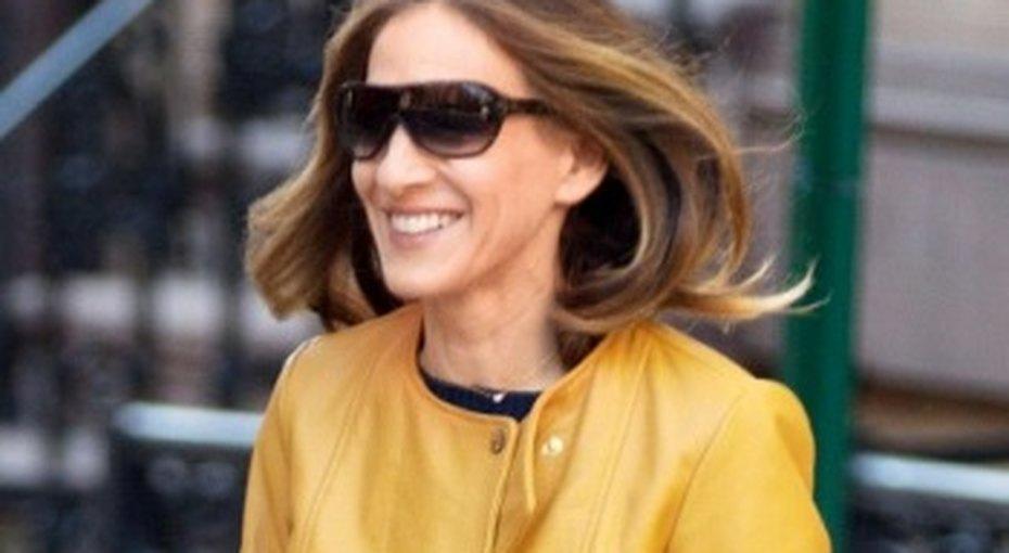 Звездный стиль: куртка-косуха