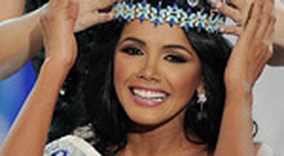 Объявлена победительница конкурса «Мисс мира 2011»