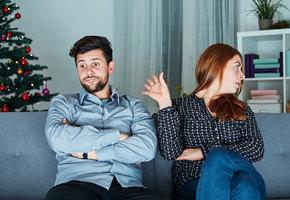 Почему после празников хочется развестись? Мнение психолога