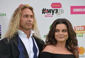 «Влюбленные!» Наташа Королева и Тарзан доказали, что конфликт в семье исчерпан
