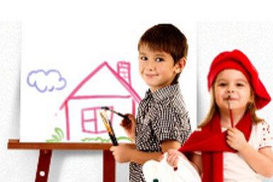 Конкурс детского рисунка «Волшебный дом Тануки».