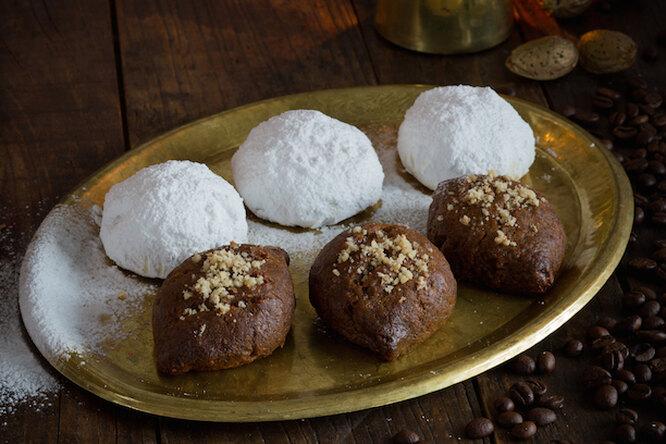 Печенье по-гречески