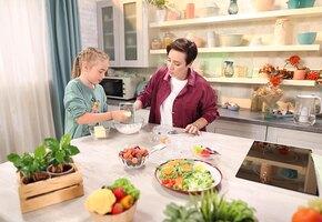 Что приготовить с ребенком? 4 простых рецепта от Тутты Ларсен и Марфы