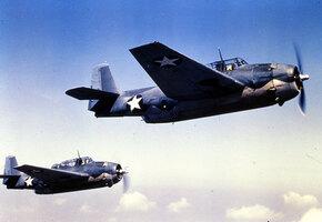 Самолет времен Второй мировой совершил жесткую посадку на пляже Флориды (видео)
