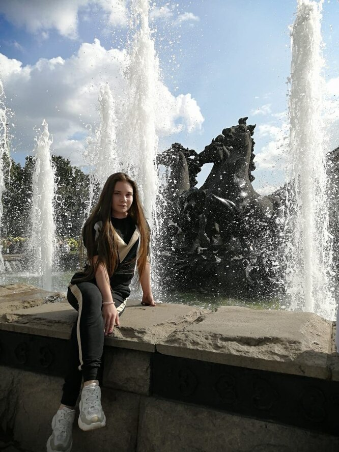 Саша Веялко, фото из личного архива
