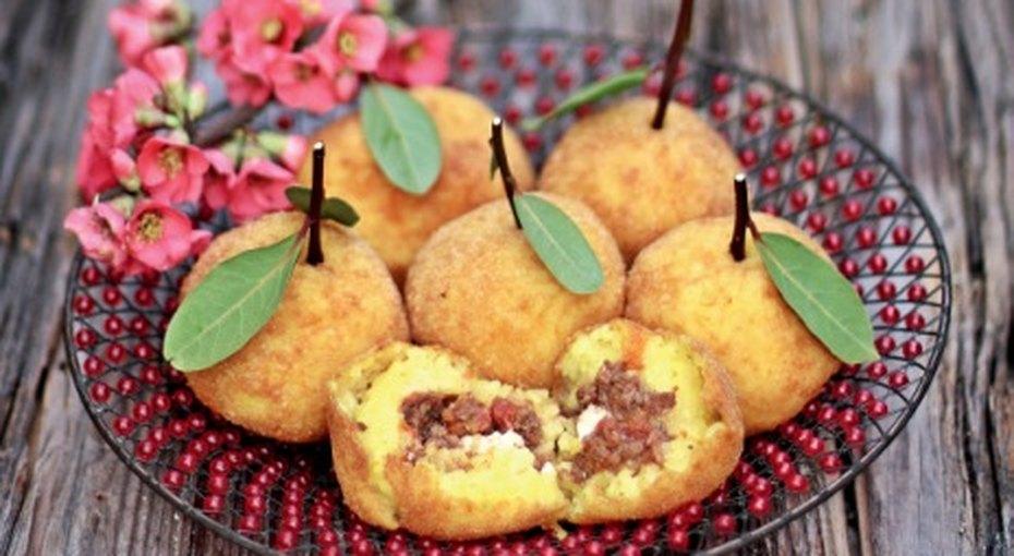 Учимся готовить аранчини: рисовые шарики по‑итальянски