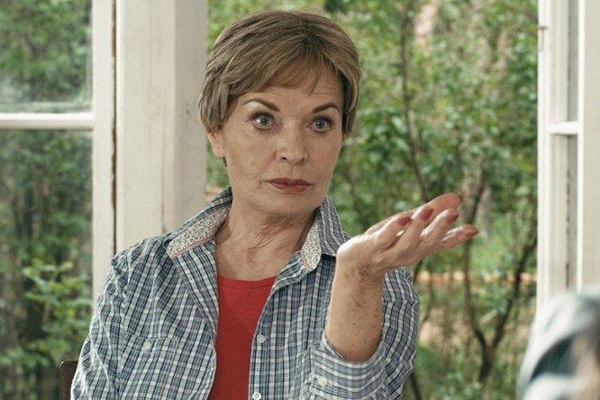 Людмила Чурсина пыталась покончить ссобой