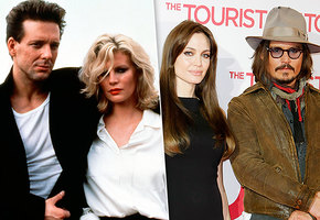 7 знаменитых кинопар, которые в реальной жизни друг друга терпеть не могли