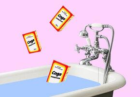 5 способов отмыть очень грязную ванну
