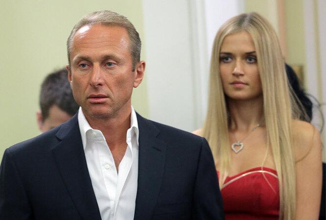 Ольга Клименко и Игорь Кисаев