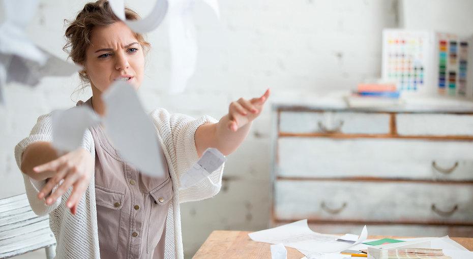 Всё бесит: 10  опасных признаков того, что увас непросто стресс
