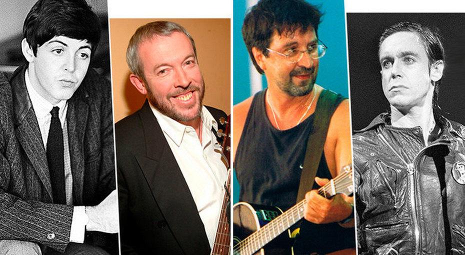 Вопиющий плагиат: песни, которые русские рокеры скопировали узападных