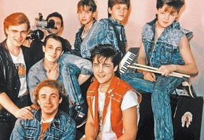 """""""Ласковый май"""": вспоминаем историю самой популярной группы"""