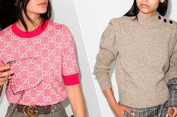 10 легких свитеров дляначала осени