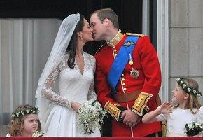Идеальная пара: история любви Кейт Миддлтон и принца Уильяма