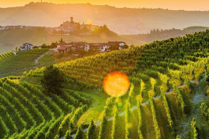 Большое итальянское путешествие