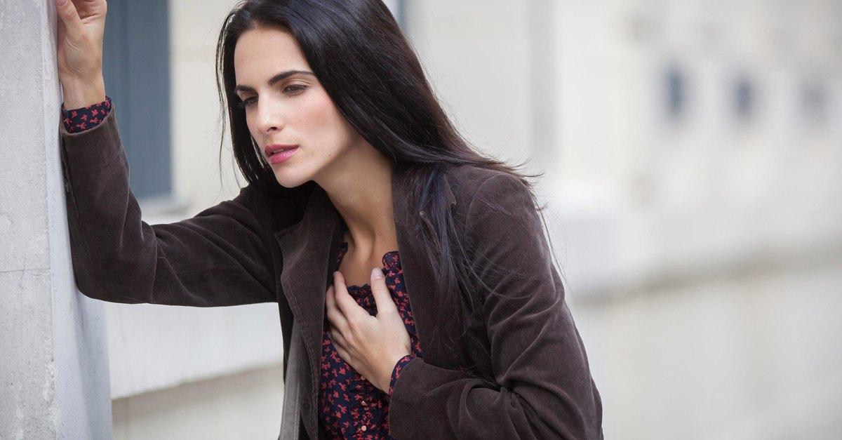 Предвестники сердечного приступа у женщин