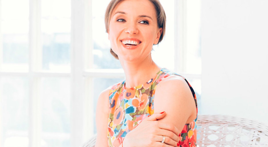 Ксения Алферова: «Любовь ктанцам уменя отмамы»