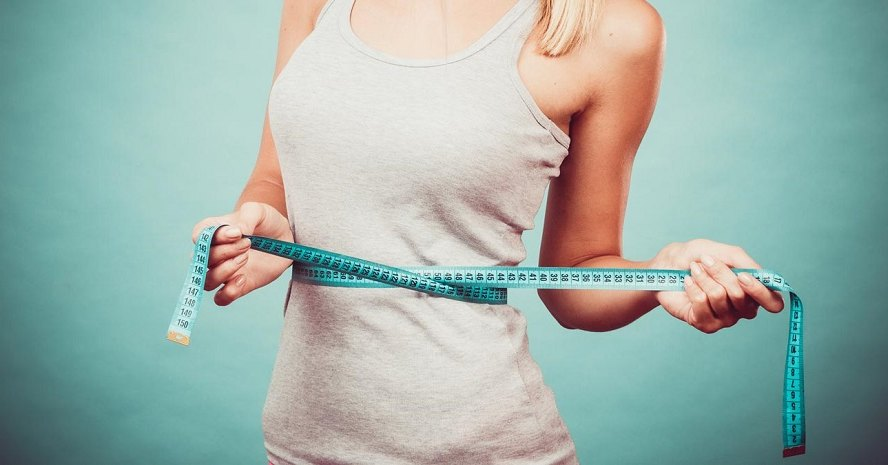 Как быстро похудеть за 5 минут