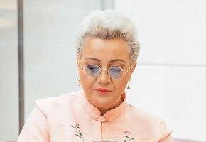 Теона Контридзе заболела COVID-19 в день смерти мамы