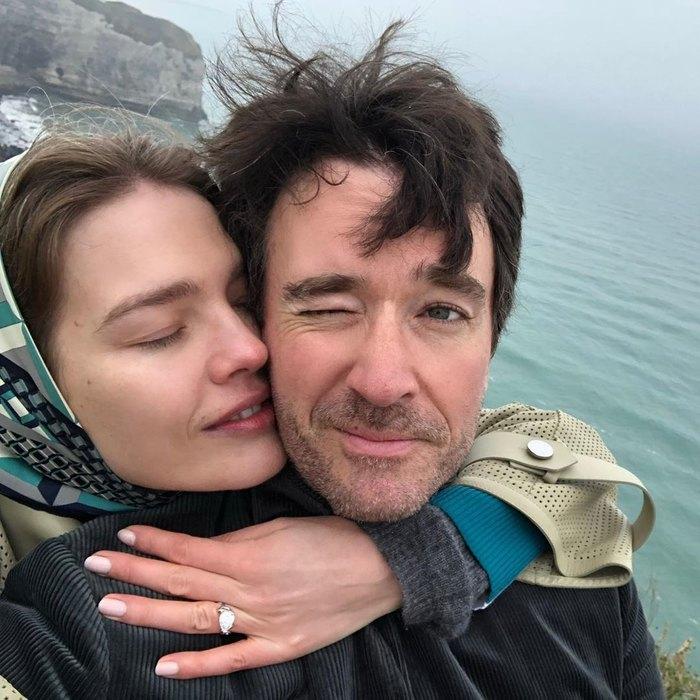 Наталья Водянова иАнтуан Арно женятся фото