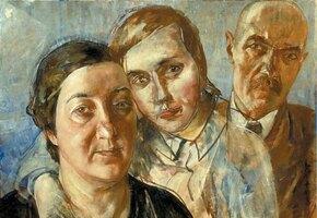 Единственная француженка художника Петрова-Водкина: сумела простить даже измену