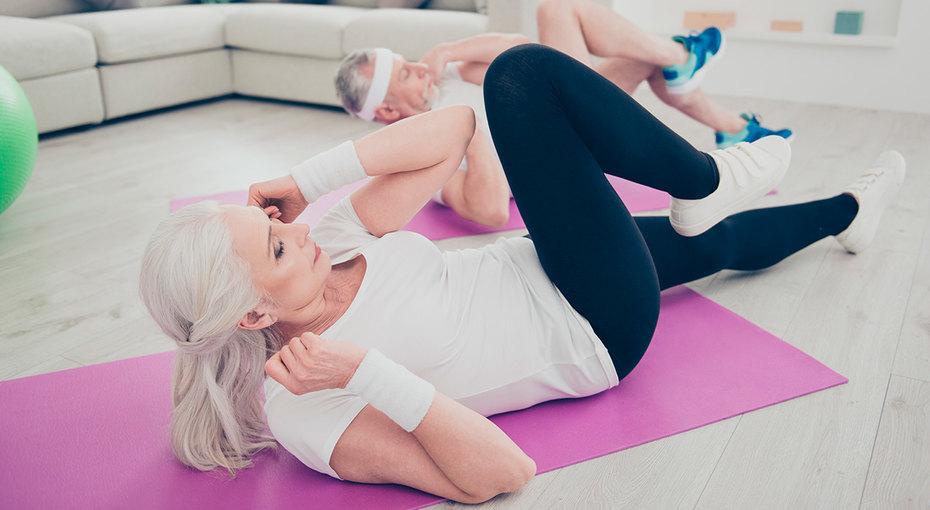 Упражнения наживот, которые нельзя делать после 50