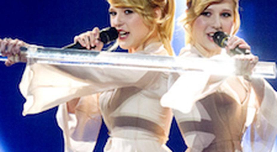 Сестры Толмачевы вышли вфинал Евровидения-2014
