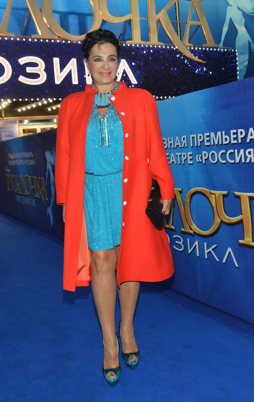 Ирина Винер-Усманова, фото Legion-Media фото