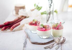 Рецепты звёзд: Ирина Безрукова готовит вегетарианскую панна-котту