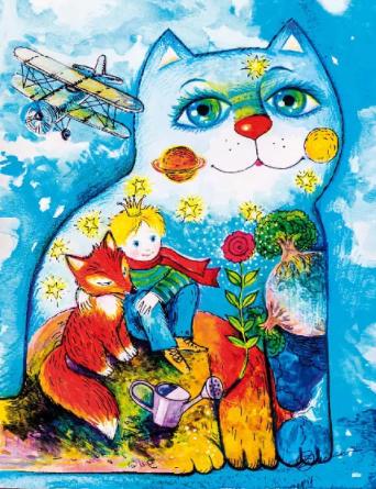 "Пазл ""Маленький Принц"", Davici, 2700 руб"