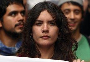 25 женщин, изменивших мир за 25 лет: как Камила Вальехо дала дорогу молодой шпане от политики