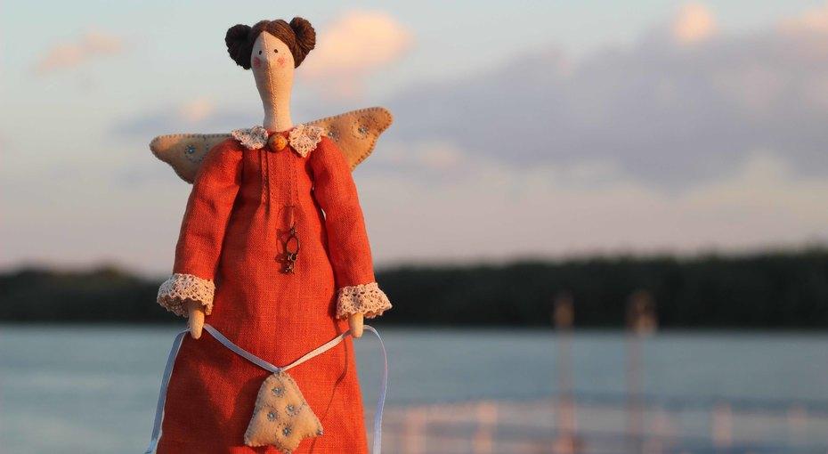 Она придумала Тильду: всемирно известную куклу создала юная девушка