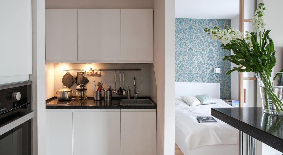 Идеи планировки: перенос кухни вкомнату или коридор