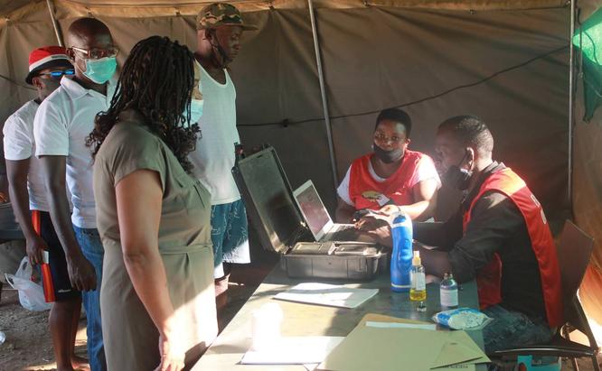 Выборы в Намибии