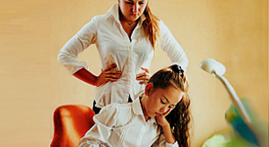 У строгих мам вырастают успешные дочери?