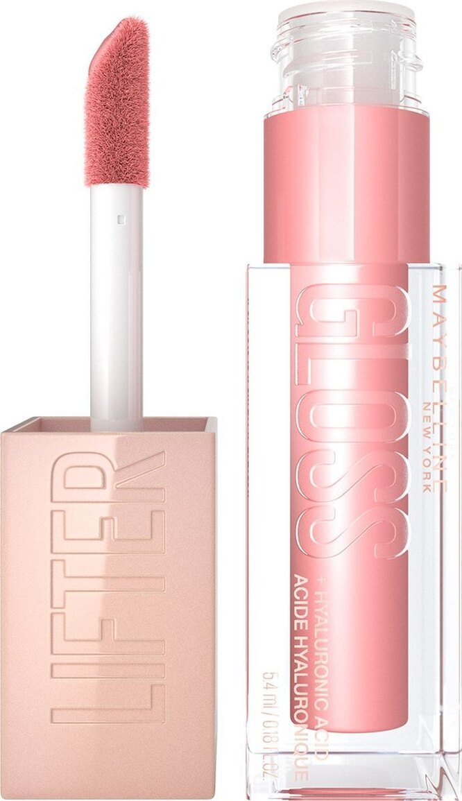 Блеск для губ с гиалуроновой кислотой Lifter Gloss, Maybelline New York, 513 руб