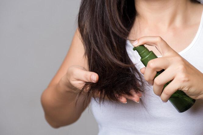 12 масел длявосстановления волос