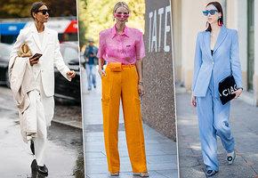 Советы стилиста: какие оттенки в одежде вас сделают стройнее, а какие - наоборот?