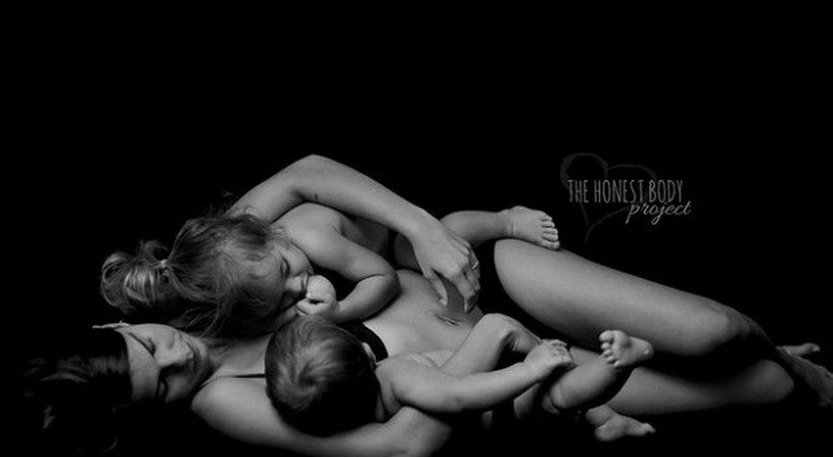 Блогеры раскритиковали проект, посвященный грудному вскармливанию подросших детей