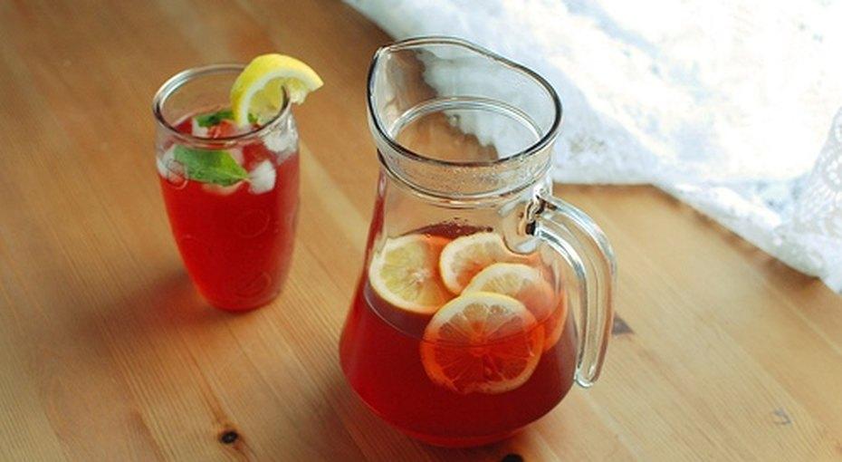 РЕЦЕПТЫ: домашний лимонад!
