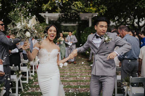 свадьба лысых