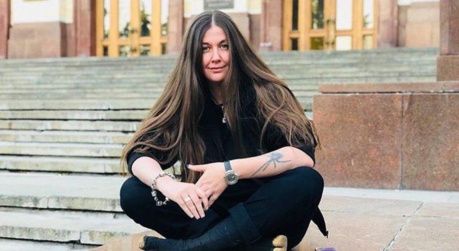 Катерина Каренина - инструктор поэкстремальному вождению