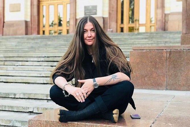 Катерина Каренина – инструктор поэкстремальному вождению