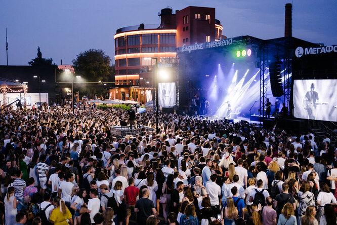 В Москве ив Санкт-Петербурге пройдет фестиваль Esquire Weekend