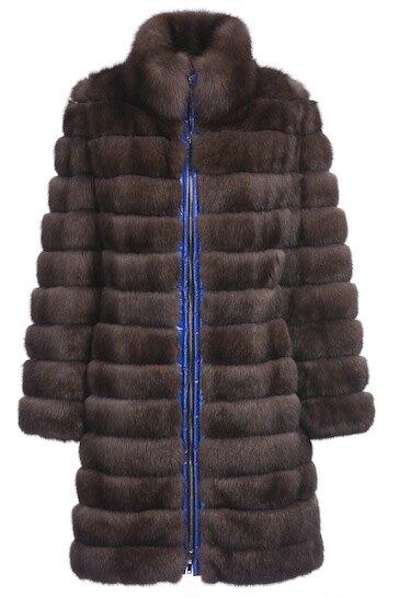 Двухстороннее пальто-пуховик Braschi